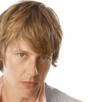 Gabriel Mann. Photo by Craig Sjodin – © 2011 American Broadcasting Companies, Inc. All rights reserved