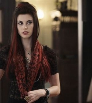 Meghan Ory as Ruby in Once Upon a Time. Image © ABC Television Network