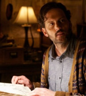 Silas Weir Mitchell as Monroe. Image © NBC