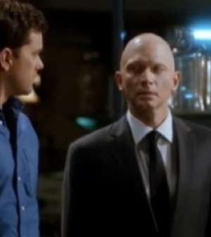 September brings Peter a warning in Fringe's 'The End of All Things' Image © Fox Broadcasting.