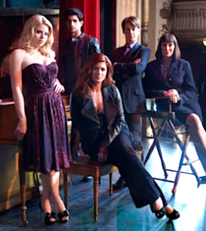 The cast of Smash (Image © NBC)