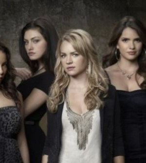 THE SECRET CIRCLE -- Image © the CW Network 2012