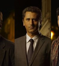 Missing's Adriano Giannini, Cliff Curtis and Nick Eversman. Image © ABC. All rights reserved.