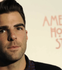 Zachary Quinto will be back for Season 2 of American Horror Story (Photo by Chris Pizzello © AP)