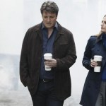Nathan Fillion and Stana Katic in Castle. Photo byVivian Zink. Image © ABC