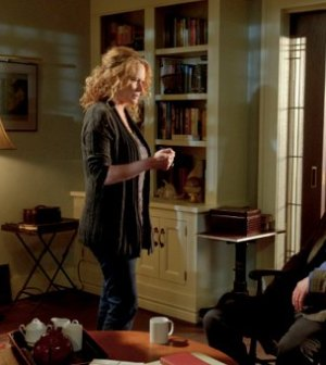 Gale Harold, Ashley Crowe and Joe Lando in The Secret Circle. Photo: Ed Araquel/The CW ©2012 The CW Network.