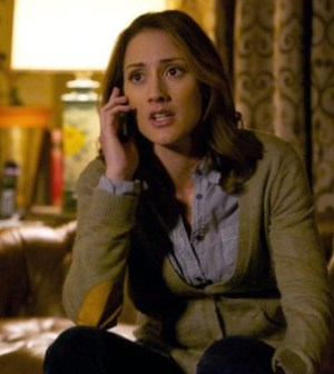 "GRIMM — ""Island of Dreams"" Episode 115 — Pictured: Bree Turner as Rosalee — (Photo by: Scott Green/NBC)"