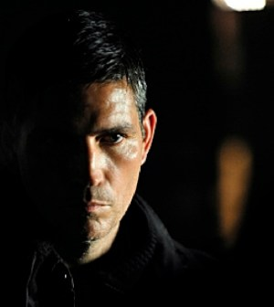 Jim Caviezel in Person of Interest. Photo: John P. Filo/CBS  ©2012 CBS Broadcasting Inc.