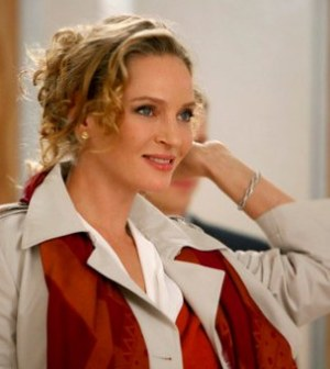 Uma Thurman as Rebecca Duvall in NBC's SMASH. Photo by: Will Hart/NBC.