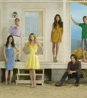 Revenge Cast. Photo by Bob D'Amico. Image courtesy and copyright ABC Television Network.