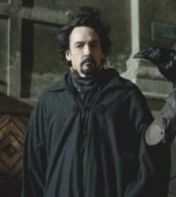 John Cusack as Edgar Allan Poe. Photo by Larry Horricks – © 2011 Intrepid Pictures