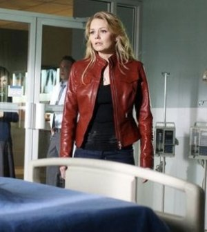 Jennifer Morrison as Emma Swan. Photo by David Gray. Image © ABC Television Network