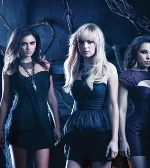 The Secret Circle Cast. Image © The CW Network