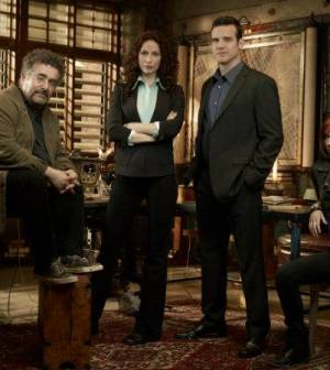 Warehouse 13 Photo by: Justin Stephens/Syfy ©Syfy