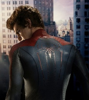 Andrew Garfield in The Amazing Spider-Man (Image © Columbia Pictures)
