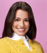 Lea Michele as Rachel Berry on Glee (Image © FOX)