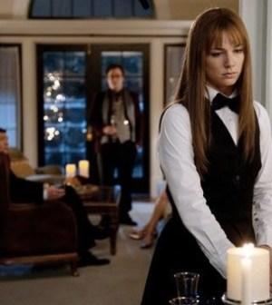 Emily Van Camp as Amanda/Emily in ABC's Revenge. Image ©ABC/COLLEEN HAYES