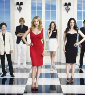 The cast of Revenge. Image © ABC Television Network