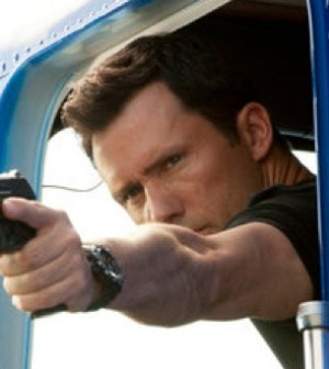 Jeffrey Donovan as Michael Westen.  Photo by Glenn Watson/USA Network