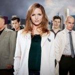 'The Mob Doctor' Cast. Photo Credit: Patrick Ecclesine/FOX © FOX