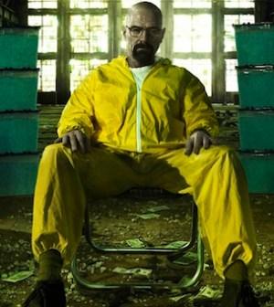 Bryan Cranston in AMC's Breaking Bad. Image © AMC