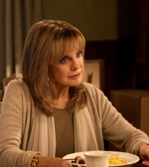 Linda Gray in Dallas. Photo by Zade Rosenthal. Image courtesy and © TNT.