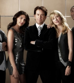 The cast of TNT's Leverage. Image ©TNT. All rights reserved