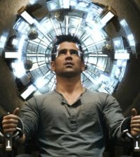 Colin Farrell as Doug Quaid in Total Recall. Image © 2012 - Sony Pictures