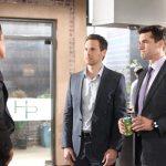 (l-r) Josh Stamberg, Carter MacIntyre & Jackson Hurst in Drop Dead Diva's 'Crushed'