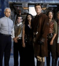 The cast of Firefly will be reunited on Science Channel's TV special 'Browncoats Unite' (image © Fox)