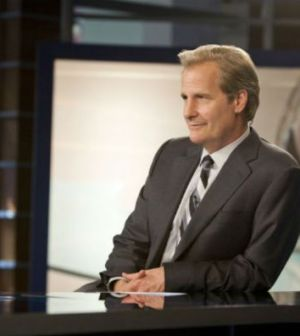 Jeff Daniels as Will McAvoy in The Newsroom. Photo: Melissa Moseley © HBO