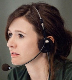 Emily Mortimer as MacKenzie McHale in HBO's The Newsroom. Image © HBO