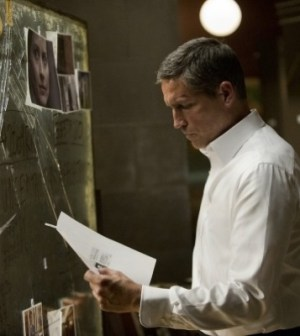 Jim Caviezel as Reese in CBS' Person of Interest