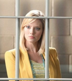 April Bowlby as Stacy in Drop Dead Diva. Image © A&E Networks.