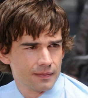 Christopher Gorham as Auggie. Photo by: Steve Wilkie/USA Network.