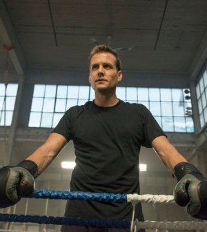 Gabriel Macht as Harvey Specter. Photo by Christos Kalohoridis/USA Network