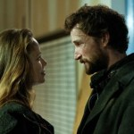 Moon Bloodgood and Noah Wyle in Falling Skies. Image courtesy and © TNT