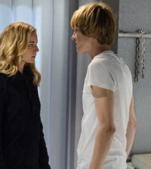 Emily Van Camp and Gabriel Mann in Revenge. Photo by Eric McCandless. Image © ABC
