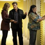 STANA KATIC, NATHAN FILLION, CARLEASE BURKE