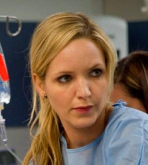 Jordana Spiro as Doctor Grace Devlin. ©2012 Fox Broadcasting Co. CR: Chuck Hodes/FOX