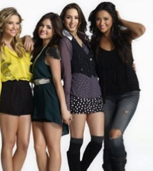 Pretty Little Liars. Image courtesy and © ABC Family