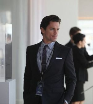 Matt Bomer as Neal Caffrey (Photo by Eric Liebowitz/USA Network)