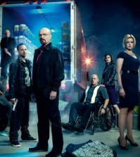 The cast of Season Four of Breaking Bad, nominee for Best Drama Series (Image © AMC)