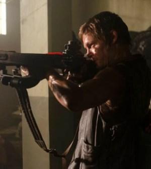 Norman Reedus as Daryl Dixon. Image © AMC.