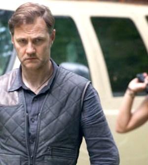 David Morrissey as The Governor (Photo © AMC TV)