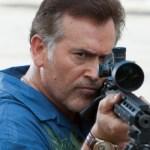 Bruce Campbell as Sam Axe -- (Photo by Glenn Watson/USA Network)