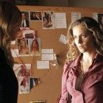 Emily VanCamp and Margarita Levieva in Revenge's 'Exposure' Episode. Image © ABC