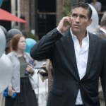 Jim Caviezel as Reese in CBS' Person of Interest.