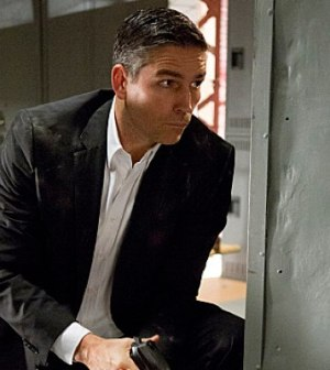 Jim Caviezel as Reese. Image © CBS. All rights reserved.
