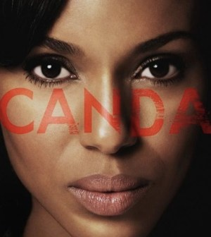 Kerry Washington in Scandal. Image © ABC Television Network